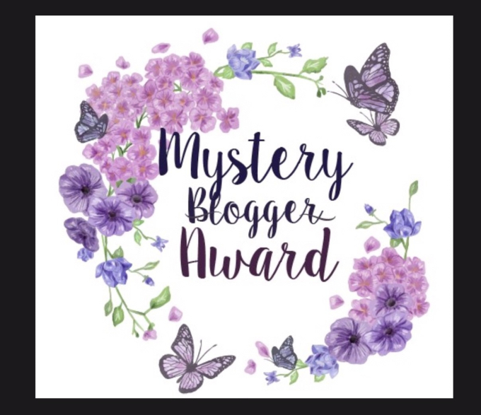 Nominated for Mystery Blogger Award(1st)