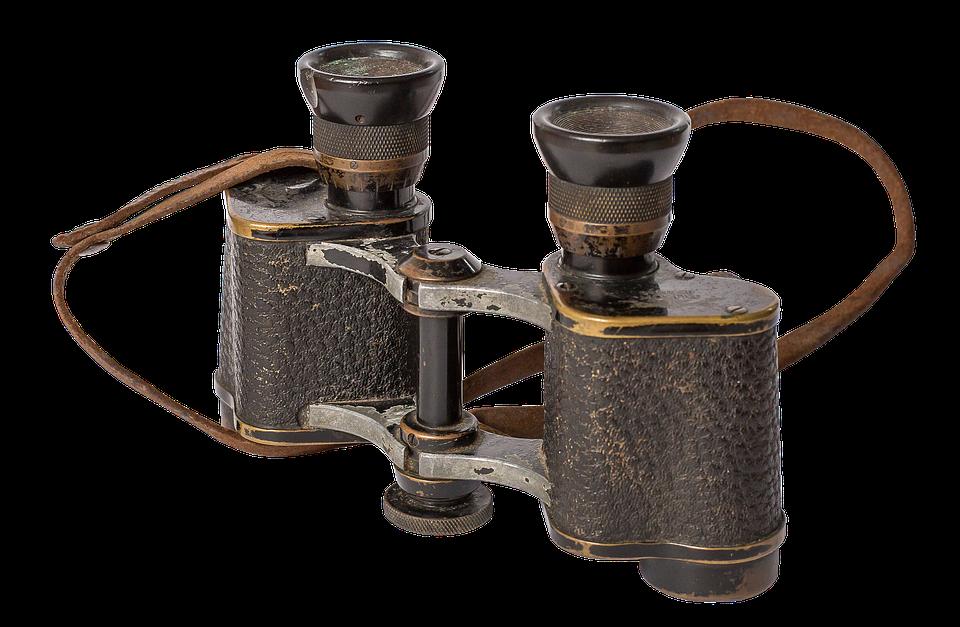 Father's Binoculars|دوربین پدر