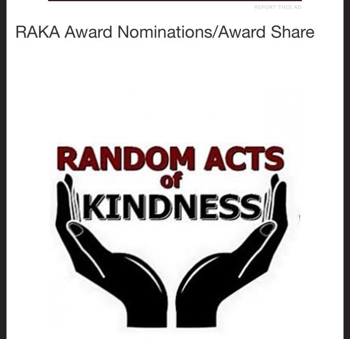 Nominated for RAKAAward(1st)