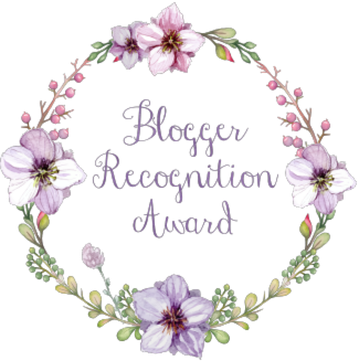 "Nominated for ""Blogger Recognition Award"" (6th)"