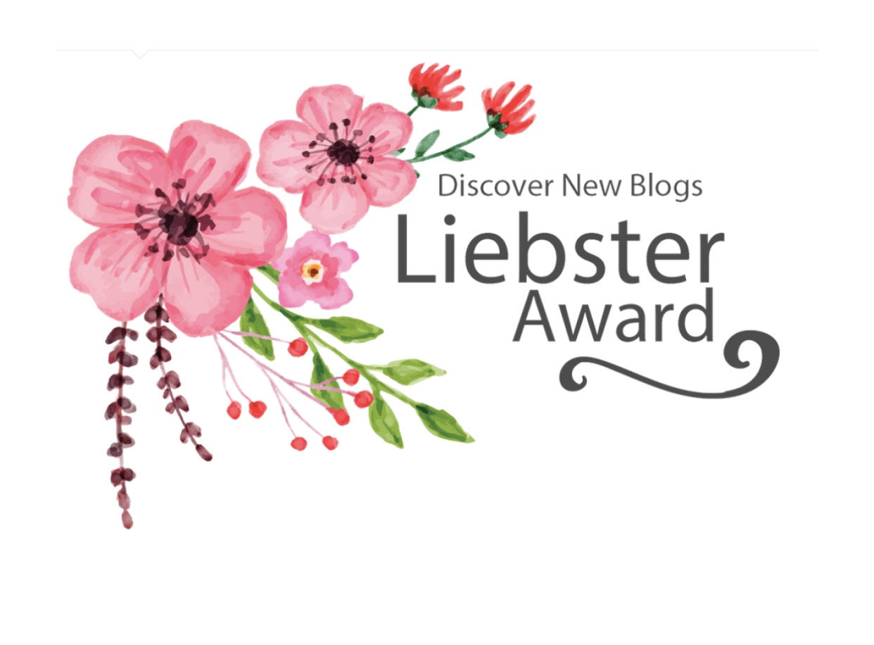 """Nominated for """"Liebster Blogger Award""""(7th)"""