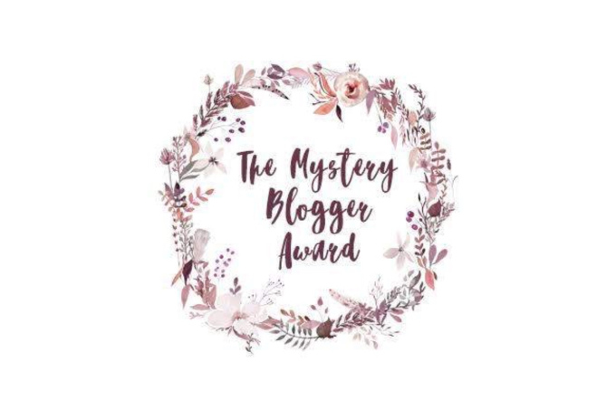 """Nominated for """"Mystery BloggerAward""""(7th)"""