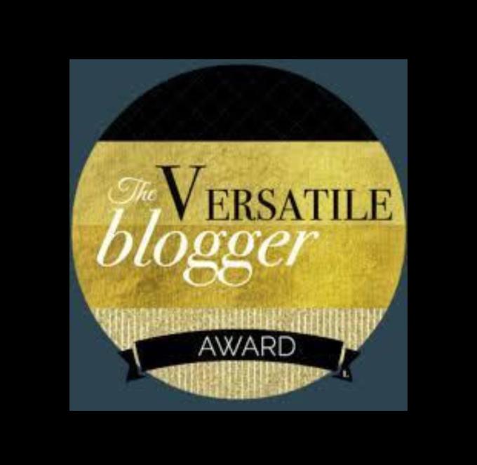 Nominated for Versatile Blogger Award(3rd)