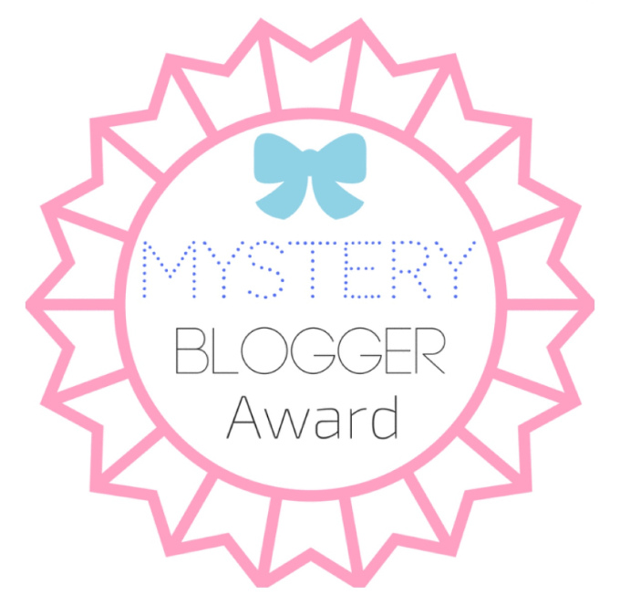 Nominated for Mystery Blogger Award (9th)