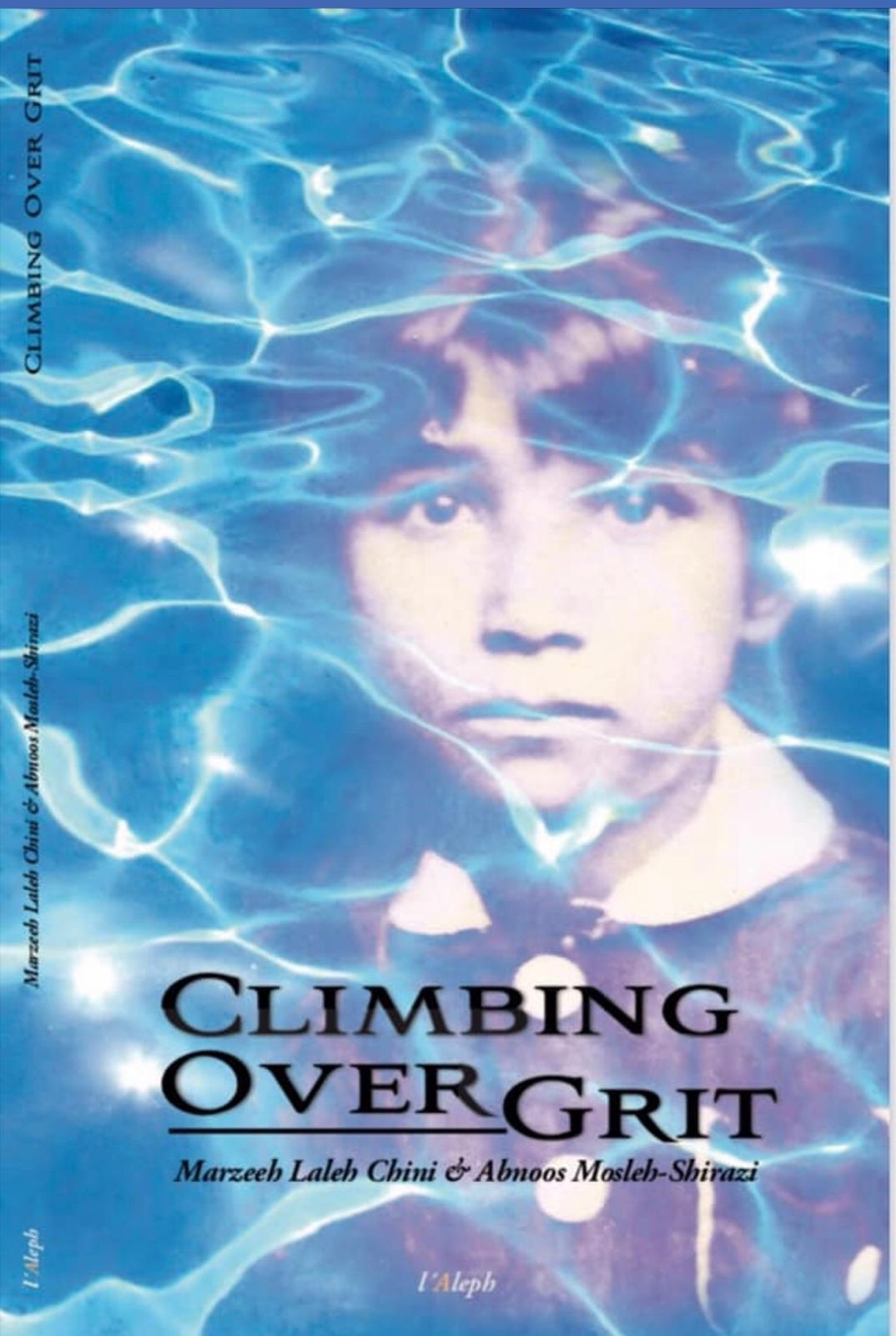 """Climbing Over Grit"" Guest Author"