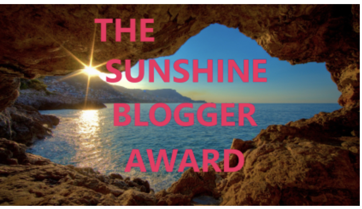 Nominated for Sunshine blogger award(13th & 14th)